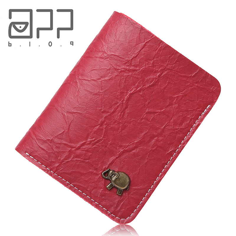 APP BLOG Brand Women's Men Wallet For Credit Cards 2019 New Small Clutch Wallets Money Bag Carteira Feminina Mujer Male Black