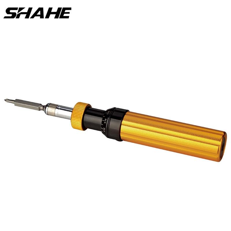 shahe Precision Screwdriver Torque Screwdriver Prefabricated Type Adjustable Preset Torque Drvier AYQ Hand Tools