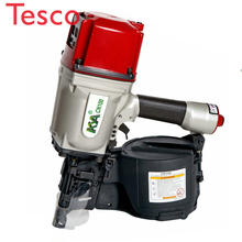 CN100 Pneumatic Coil Nailer for wooden package reilyn coil nailer cn55 cn70 cn80 pneumatic air nailer for wood working furniture roof sheating tool air nailer tools