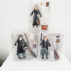 Shf Ron Figure Hermione Snape Doll Ginny Weasley Granger Harry Severus Action Figure Collectible For Kids Christmas Gift
