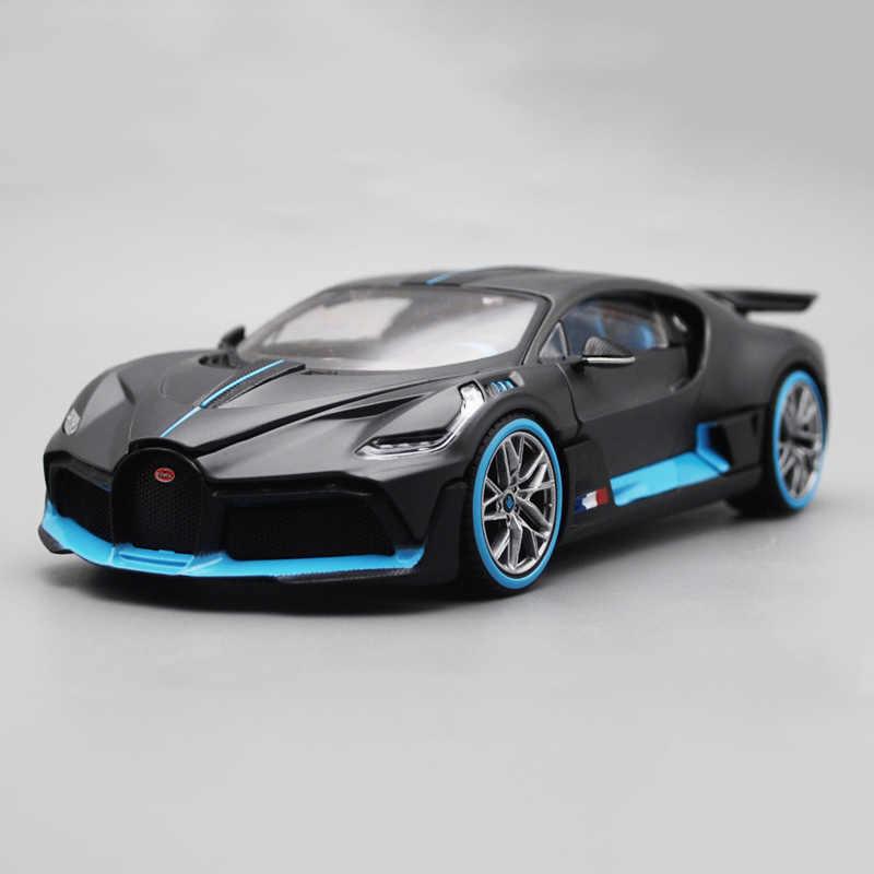 Maisto 1 24 1 24 Scale Bugatti Divo Super Sport Racing Car Diecast Display Alloy Plastic Model Birthday Kids Boys Girls Toys Diecasts Toy Vehicles Aliexpress
