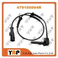 ABS SENSOR ASSY-ANTISKID Front Axle left and right FOR RENAULT MEGANE CC EZ09 EZ1G EZ0D EZ0J EZ0L Diesel 1.5L 1.6L 1.9L 2.0L