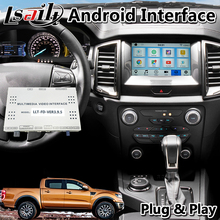 Navigation-Interface SYNC GPS ADAS Android Car Lsailt for Ranger with 3GB-RAM 32GB-ROM
