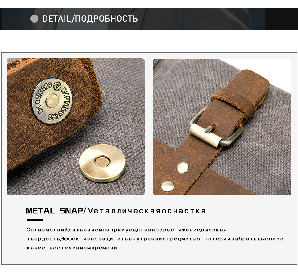 H794c3a6bdd34499d8bbf5180f9c788eb9 WESTAL Men Briefcases Men's Bag Genuine Leather Business Office Bags for Men Laptop Bag Leather Briefcases Male Lawyer Bags