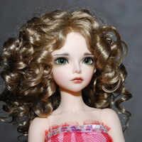 1/4bjd puppe Chloe Mio Celine Rendia Risse Mirwen Rena Nackt baby ohne make-up