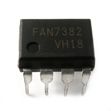 5pcs/lot FAN7382 DIP 8 Gate Driver For MOSFET IGBT, 600V High Side In Stock