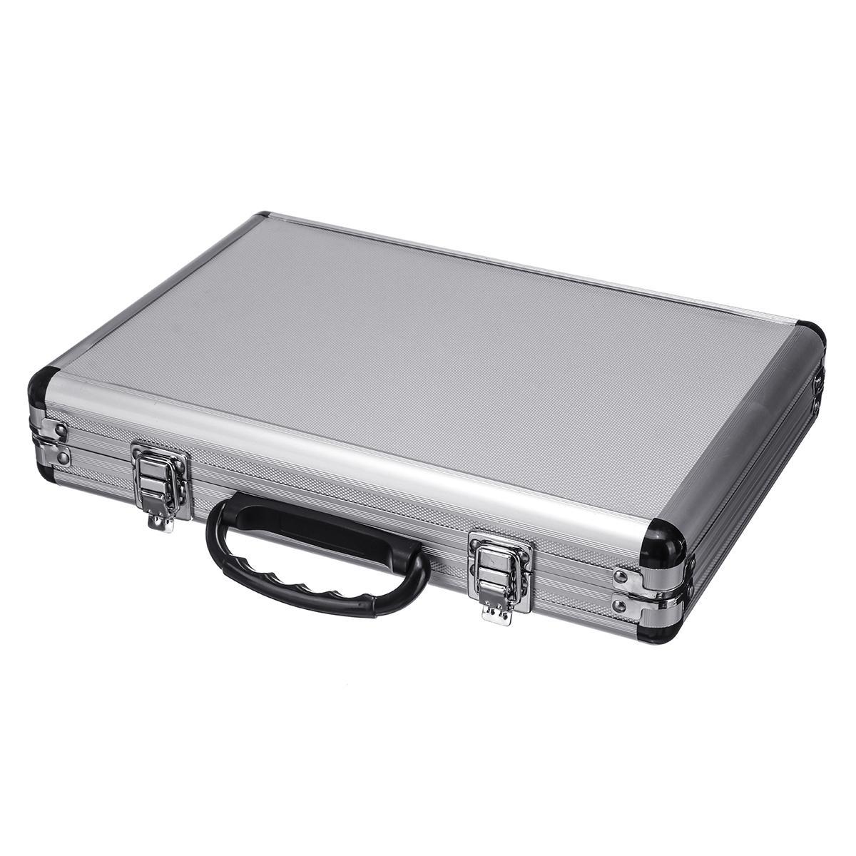 "Router Bit Set 35 Piece Kit w// 6.35mm 1//4/"" Shank and Aluminum Storage Case"