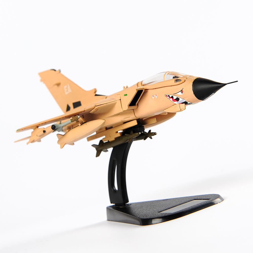 ITALERI 1/100 Aircraft Plane Toy Tornado IDS UK Strong Wind Fighter Bomber Airplane Model