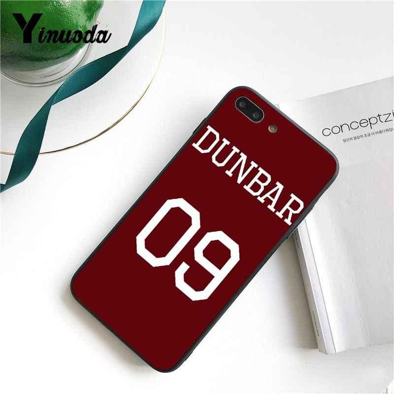Yinuoda nastolatek wilk Stilinski 24 McCALL 11 LAHEY 14 DUNBAR9 etui na telefony dla iPhone 8 7 6 6S 5 5S SE XR X XS 11 Pro MAX