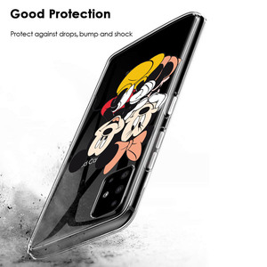 Image 3 - מיקי ומיני עבור Samsung Galaxy A01 A11 A12 A22 A21S A31 A41 A42 A51 A71 A32 A52 A72 A02S סיליקון טלפון מקרה