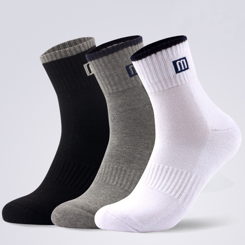 2021 осень зима мужские хлопковые носки 5 пар/лот черные деловые повседневные короткие носки дышащие мужские спортивные носки оптовая продаж...