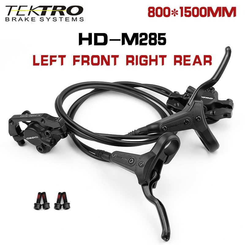 Tektro HD-M285 frein hydraulique arrière Droitier