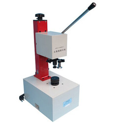 Long life good sealing  rolled aluminum cover capping machine
