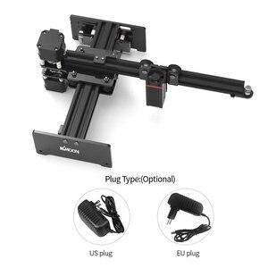 Image 2 - KKmoon 7000mw Metal Gravür CNC Lazer Gravür Taşınabilir Gravür Oyma Makinesi Mini Carver DIY Lazer Logo Işareti Yazıcı