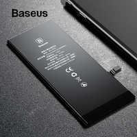 Baseus bateria original do telefone para o iphone 6s 2200 mah baterias de substituição de alta capacidade para o iphone 6s com ferramentas de reparo livres