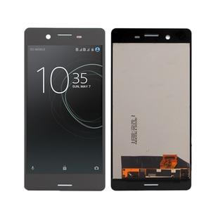 Image 2 - Dla Sony Xperia X wyświetlacz LCD Digitizer zestaw do Sony Xperia X LCD F5121 ekran LCD części do telefonu narzędzia zamienne