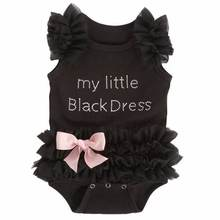 2020 новое летнее платье для детей 0 18 месяцев Одежда новорожденных