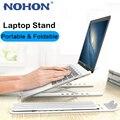 Складная подставка для ноутбука NOHON, портативный держатель для MacBook Air Pro, iPad, подставка для планшета, компьютера