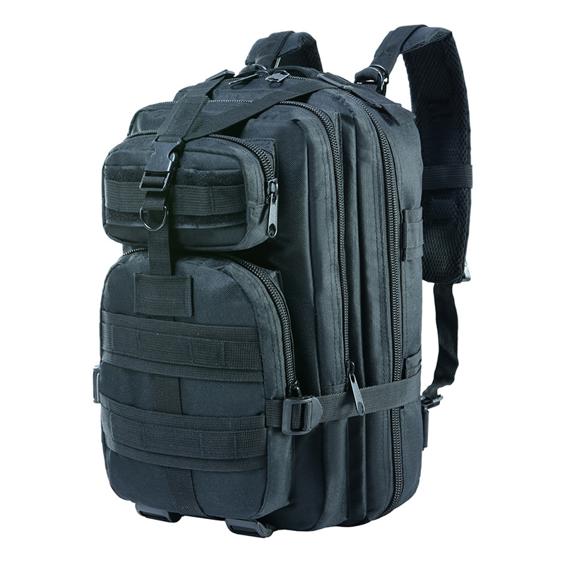 Five Zipper Multi-function 3P Tactical Backpack Outdoor Sports Army Fan Mountaineering Hiking Bag Special Forces Use Backpack
