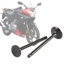 Клапан двигателя мотоцикла впускной/выпускной шток клапана для Honda CBT125 CBT150 CM125 CM150 125cc 150cc 244FMI 247FMJ
