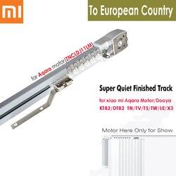 Настраиваемая электрическая каркасная дорожка для Xiaomi Aqara/Dooya KT82 DT82 TN/tv/TS/LE, умная система управления каркасными рейками, в страны ЕС