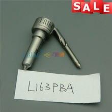 L163pba bocal de injeção de combustível do motor automático l163pbd diesel conjunto de bocal comum l163prd para delphi injector ejbr03301d