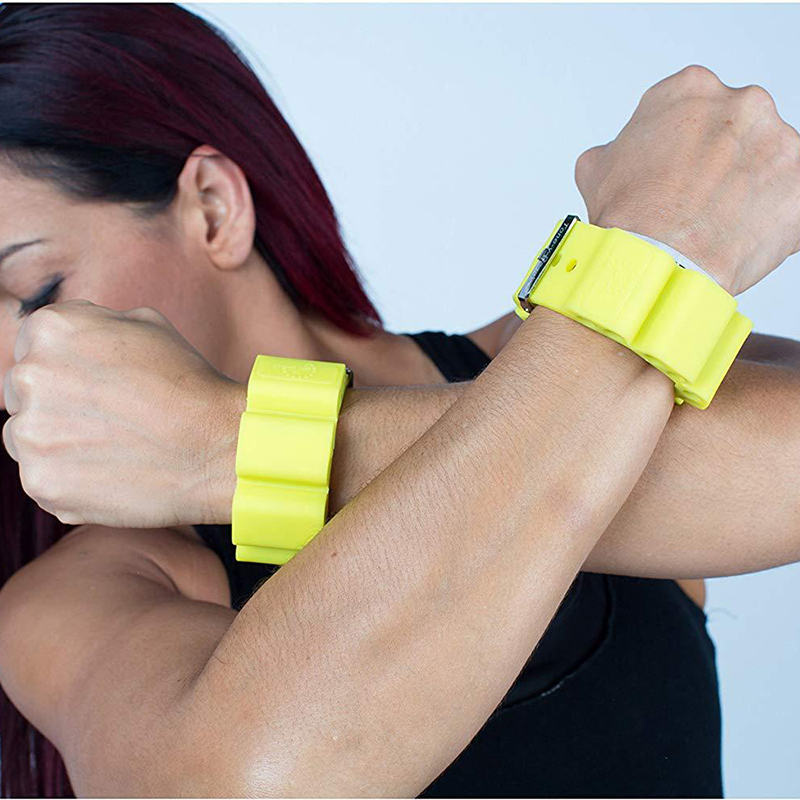 Adjustment Weight Bearing Bracelet For Yoga Running Bracelet Arm Training Sport Equipment Exercise Weights For Fitness