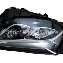 CAR W253 W142 W143 W146 W149mppmer ced esb enz GLC200L GLC250D GLC220D GLC260L Low profile left headlight half assembly