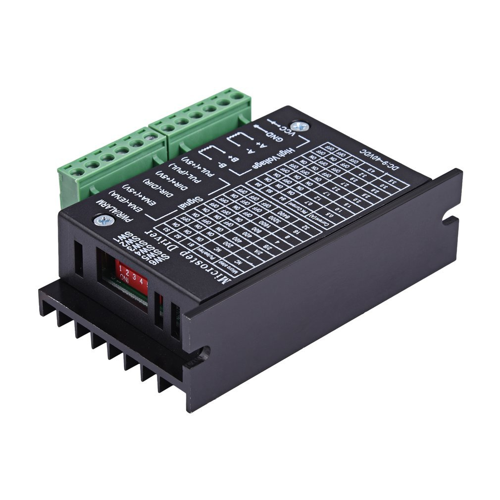1PCS CNC Single Axis 4A TB6600 Stepper Motor Drivers Controller Kierowca Motocyklu NEW Upgraded Version Best Price Quality