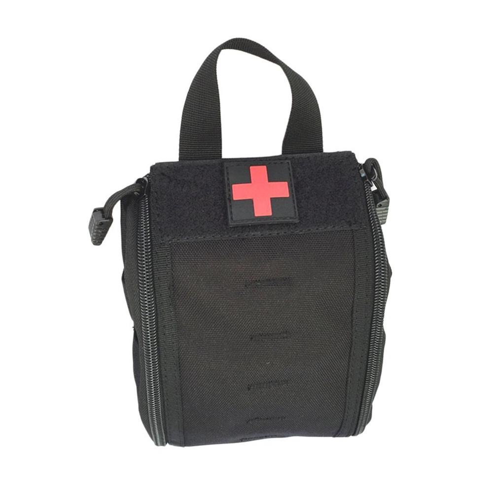 Outdoor Camping Emergency Survival Empty Bag First Aid Kits For Field Survival Multifunctional Sport Bag