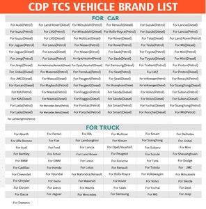 Image 5 - CDP TCS V3.0 لوحة OBD2 سيارة شاحنة tcs cdp tcs برو NEC التتابع بلوتوث obd ii الماسح الضوئي 2016.00 keygen السيارات أداة تشخيص