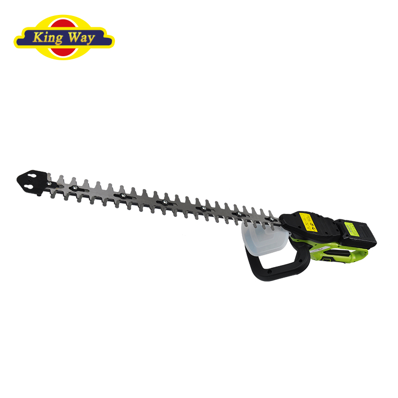 20V Power Cordless Electric Hedge Trimmer Rechargeable Mower