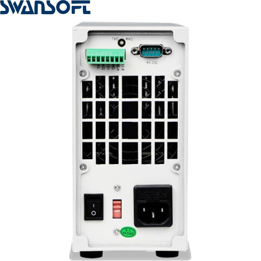 KP184 DC indicateur de batterie électronique RS485/232 400W 150V 40A AC110/220 V testeur de capacité de batterie