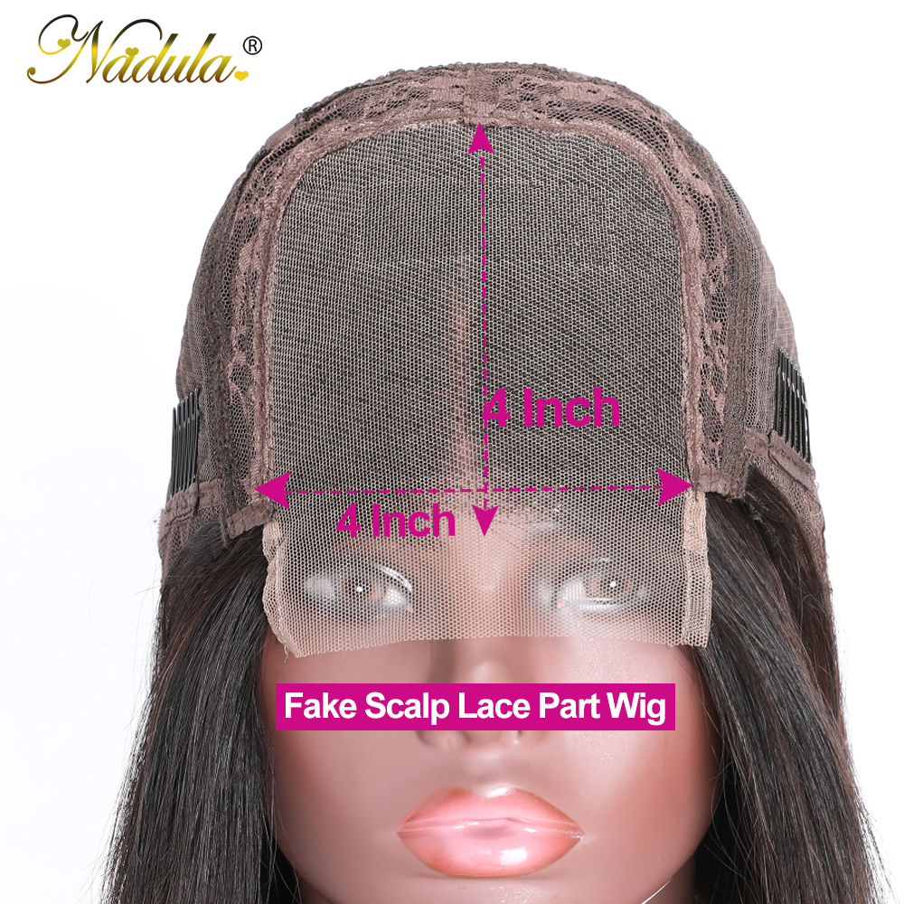 4x4 Lace Closure Wigs 1B/99J Straight Closure Wig  Brazlian Virgin Hair Wigs 10-20inch  Wig Pre Plucked 6