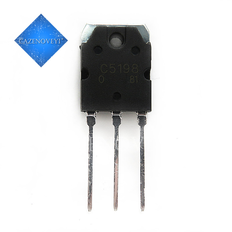 1pcs/lot 2SC5198 C5198 TO-3P In Stock