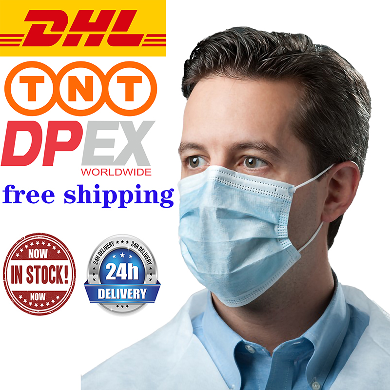 Facial Mask Coronavirus Face Mask Anti Dust Mask Disposable Face Mask Masque Free Shipping