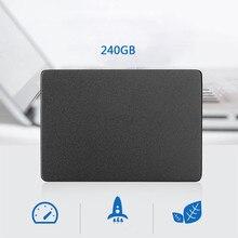 Внутренний SSD твердотельный накопитель 240 ГБ 2,5 дюйма SATA 3 6 Гбит/с MLC/TLC NAND флэш-жесткий диск SSD Внутренний твердотельный жесткий диск