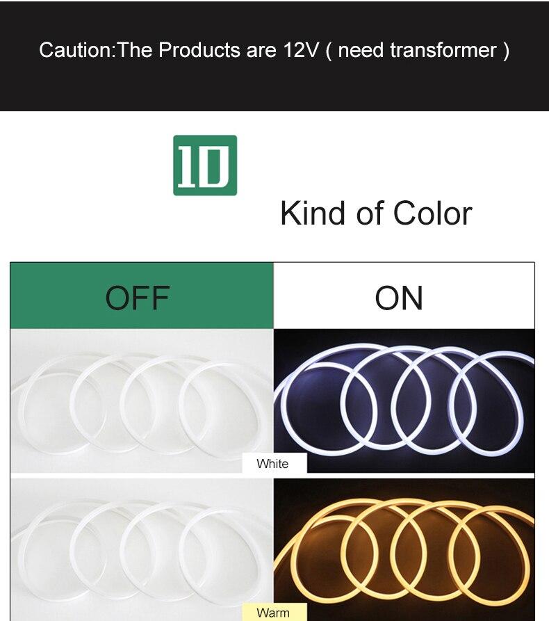 LED硅胶柔软灯带霓虹灯带12V户外防水广告招牌定制造型做字灯条-tmall_01