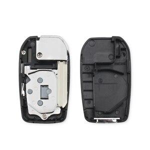 Image 5 - Dandkey 2/3/4 Buttons Modified Flip Key Shell Replacement Remote Case For Toyota Scion Corolla RAV4 Camry Avlon 2015 2016 2017