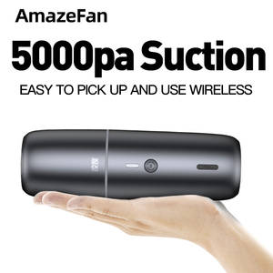 Car-Vacuum-Cleaner Car-Interior Handheld Mini Auto Portable Wireless 5000pa for