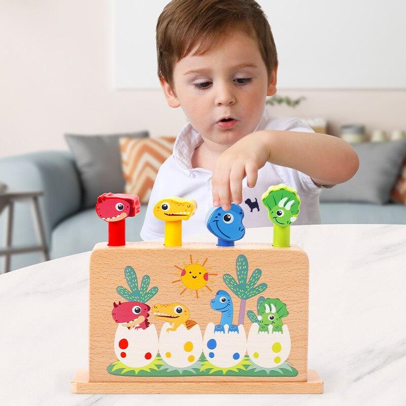 montessori cedo brinquedos educativos dinossauro jumping primavera 01