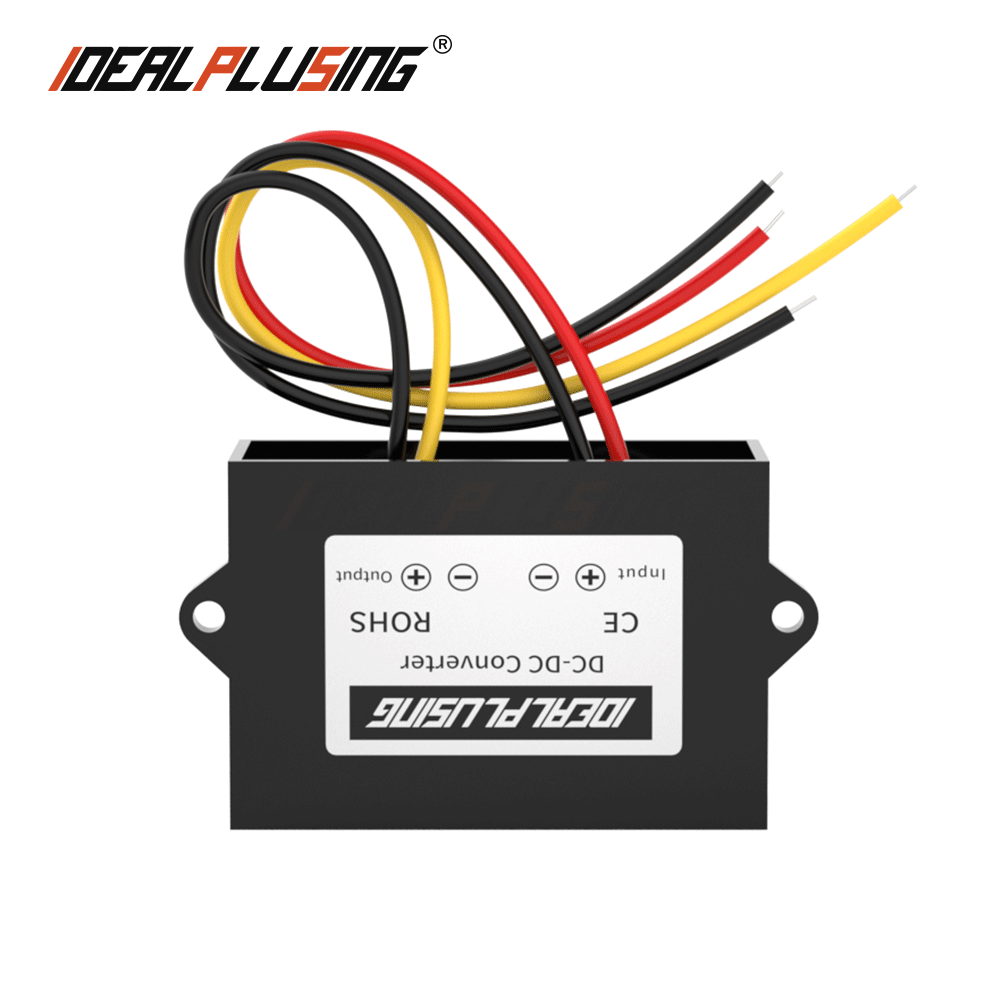 High quality 12V to <font><b>15V</b></font> 3A step up <font><b>DC</b></font> <font><b>DC</b></font> 12 volt to 15 volt 45w converter waterproof image