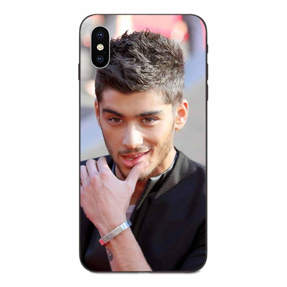 Painted Phone Case Zayn Malik For Huawei Mate 9 10 20 P8 P9 P10 P20 P30 Lite Mini Play Pro P smart Plus Z 2017 2019
