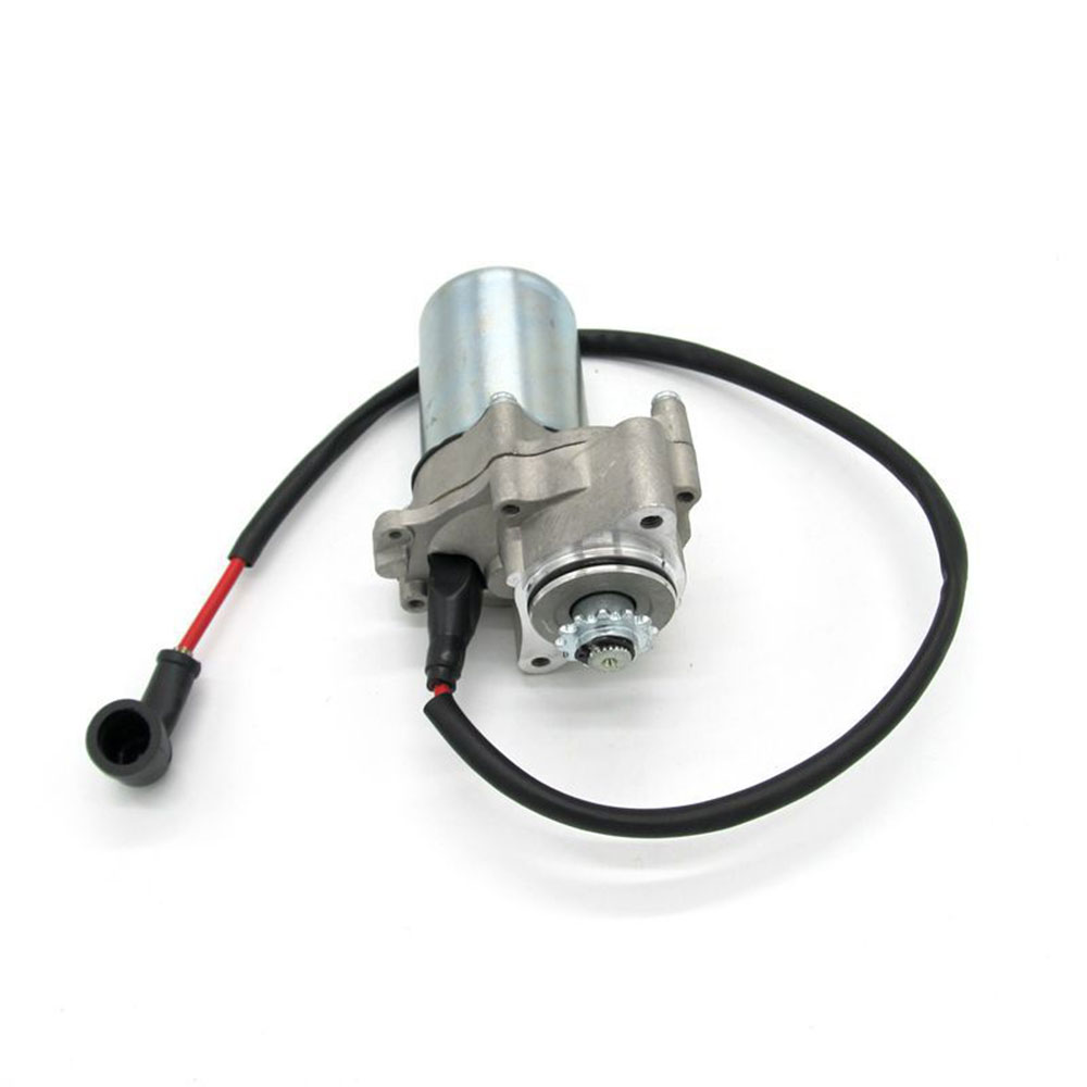 STARTER <font><b>MOTOR</b></font> for 50CC 70CC 90CC <font><b>110CC</b></font> ROKETA SUNL CHINESE <font><b>ATV</b></font> STARTER <font><b>MOTOR</b></font> 2 BOLT LOWER MOUNT image