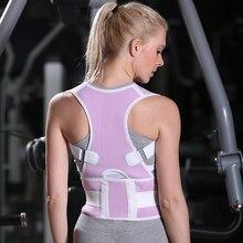 Unisex Posture Corrective Girdle Cervical Back Support Belts