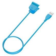 Cable USB de carga de reemplazo rápido para Fitbit, pulsera de carga para Fitbit Alta HR, compatible con bit