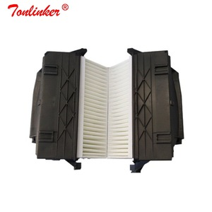 Image 3 - מסנן אוויר 2 Pcs עבור מרצדס בנץ X164 GL320 GL350 2006 /X204 GLK350 2010/ W164 ML300 ML350 2009 2011/W221 S350 2011 2013 דגם