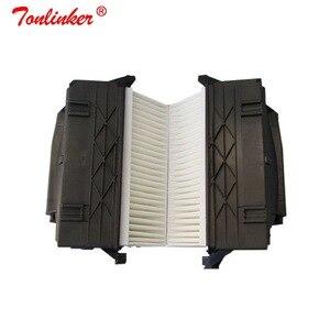 Image 3 - Air Filter 2 Pcs For Mercedes Benz X164 GL320 GL350 2006 /X204 GLK350 2010/ W164 ML300 ML350 2009 2011/W221 S350 2011 2013 Model