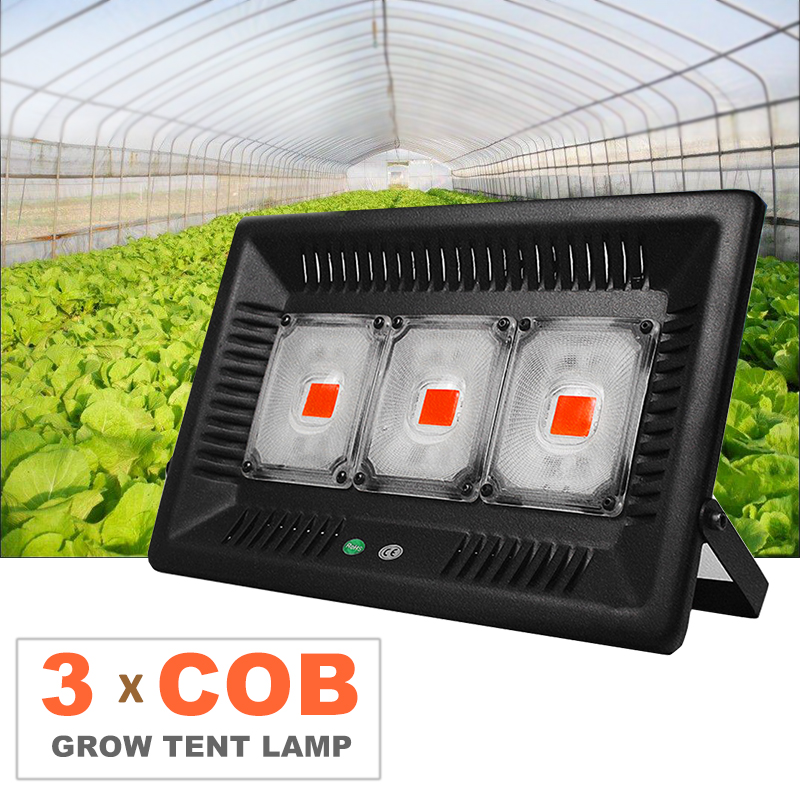 Grow Tent COB Indoor LED Grow Light 100W 150W Lamp For Plants Phyto Lamp Full Spectrum Growth Box Room Flowers Lamps Waterproof