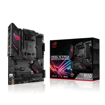 new original Asus ROG STRIX B550-E GAMING motherboard+R5 5600X/R7 5800X/R9 5900X CPU motherboard+CPU set